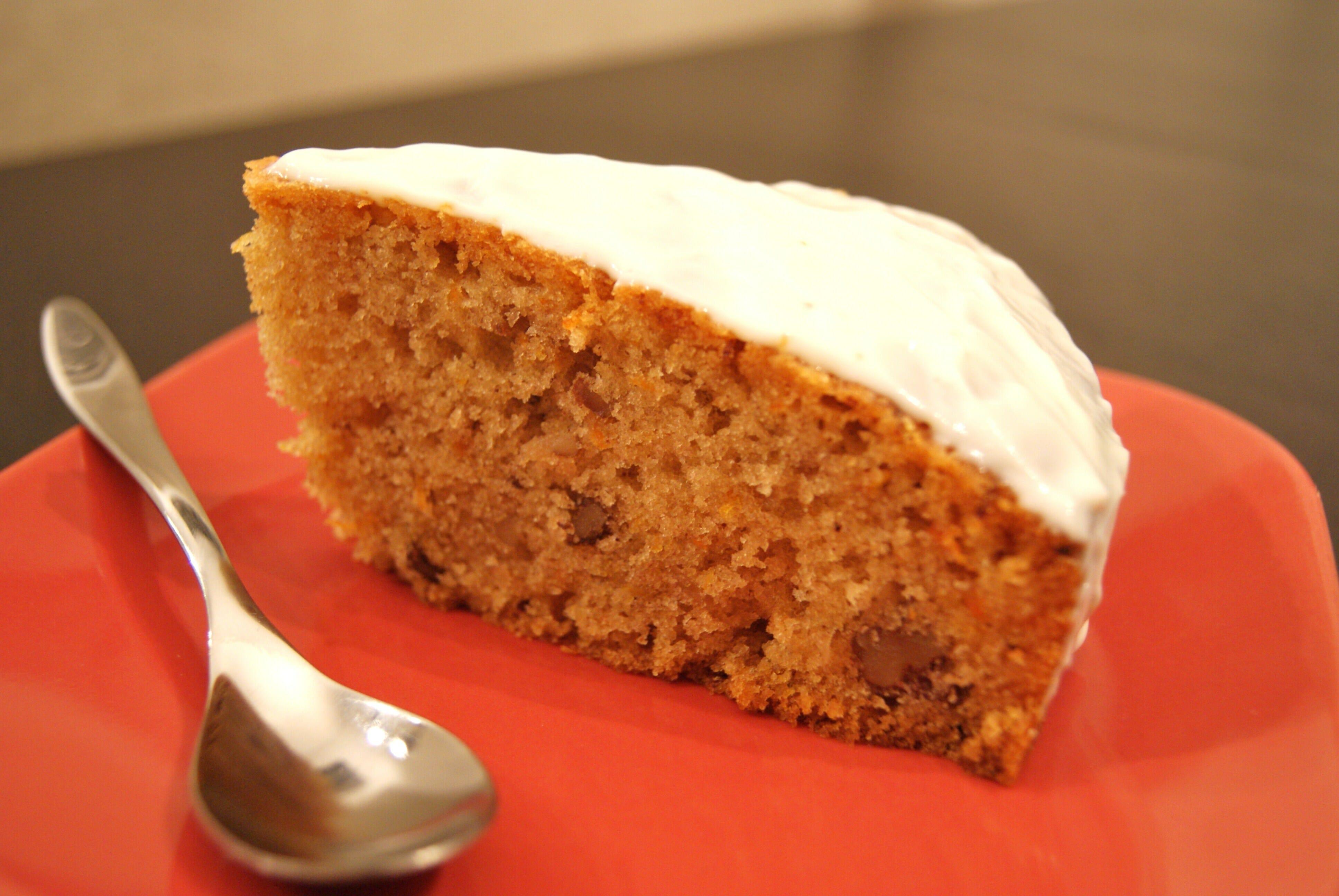 Lilie Bakery Carrot Cake