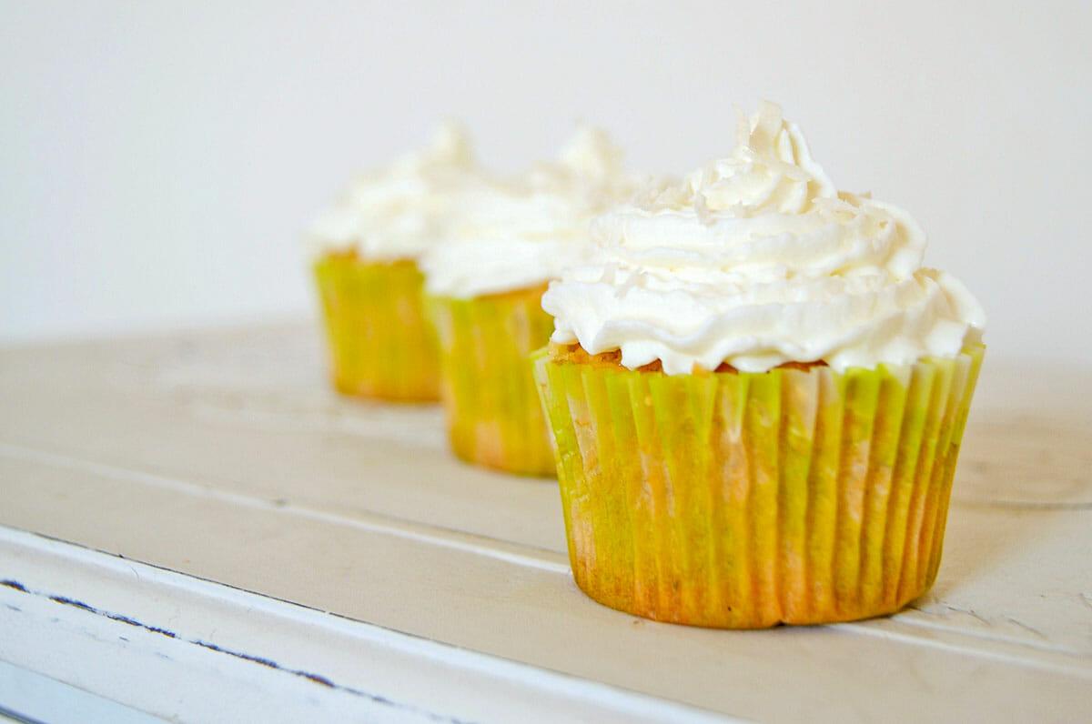 cupcake noix de coco 2