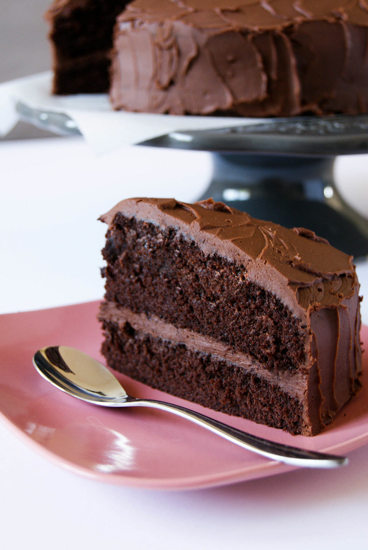 Devil's food cake | Lilie Bakery