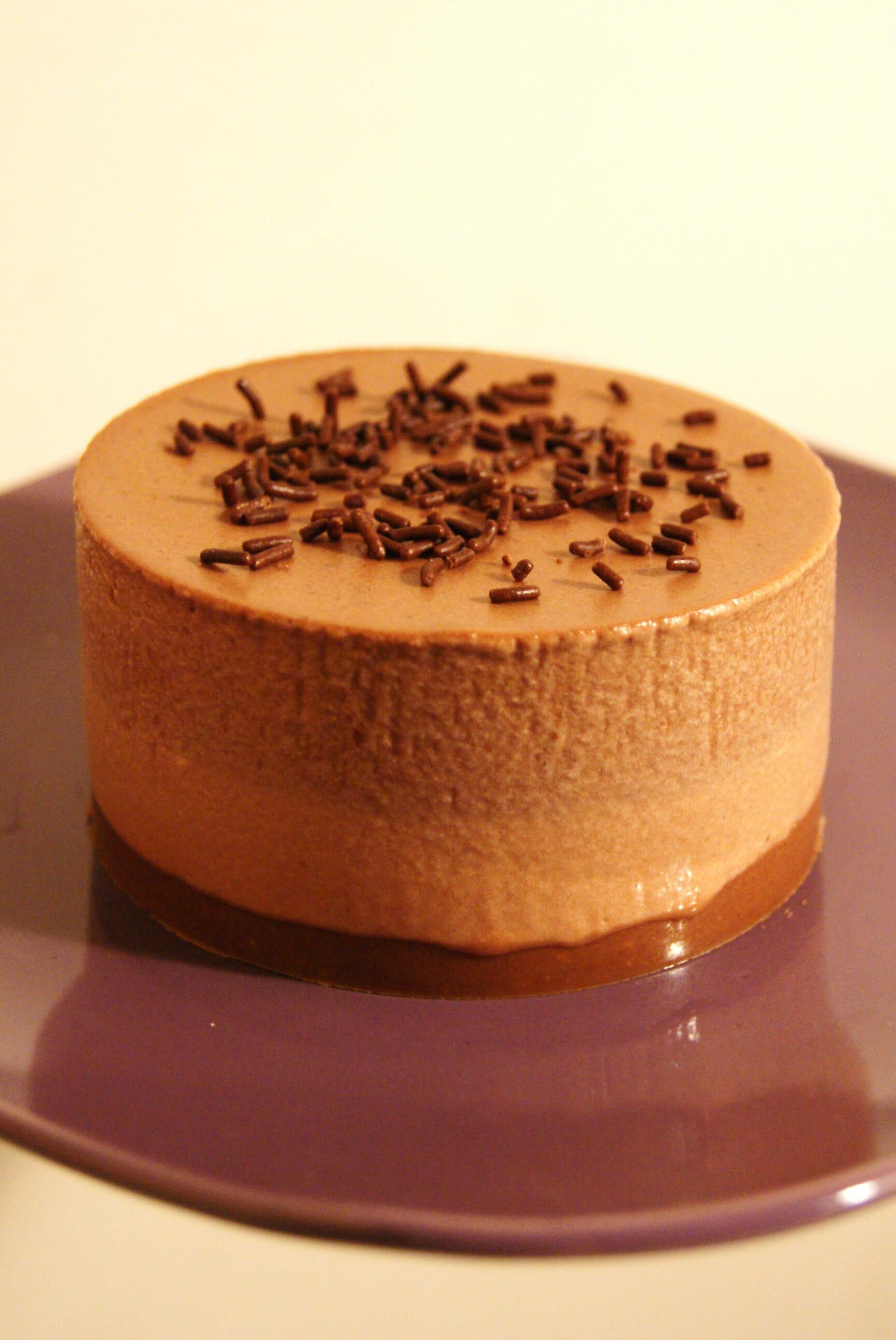 Cake Deux Chocolats
