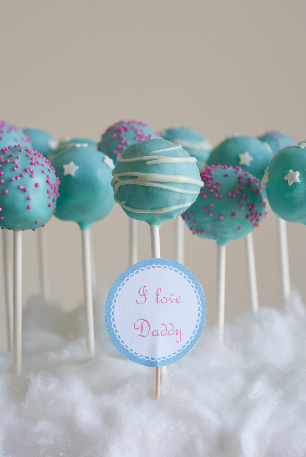 Cake Pops au Nutella Lilie Bakery