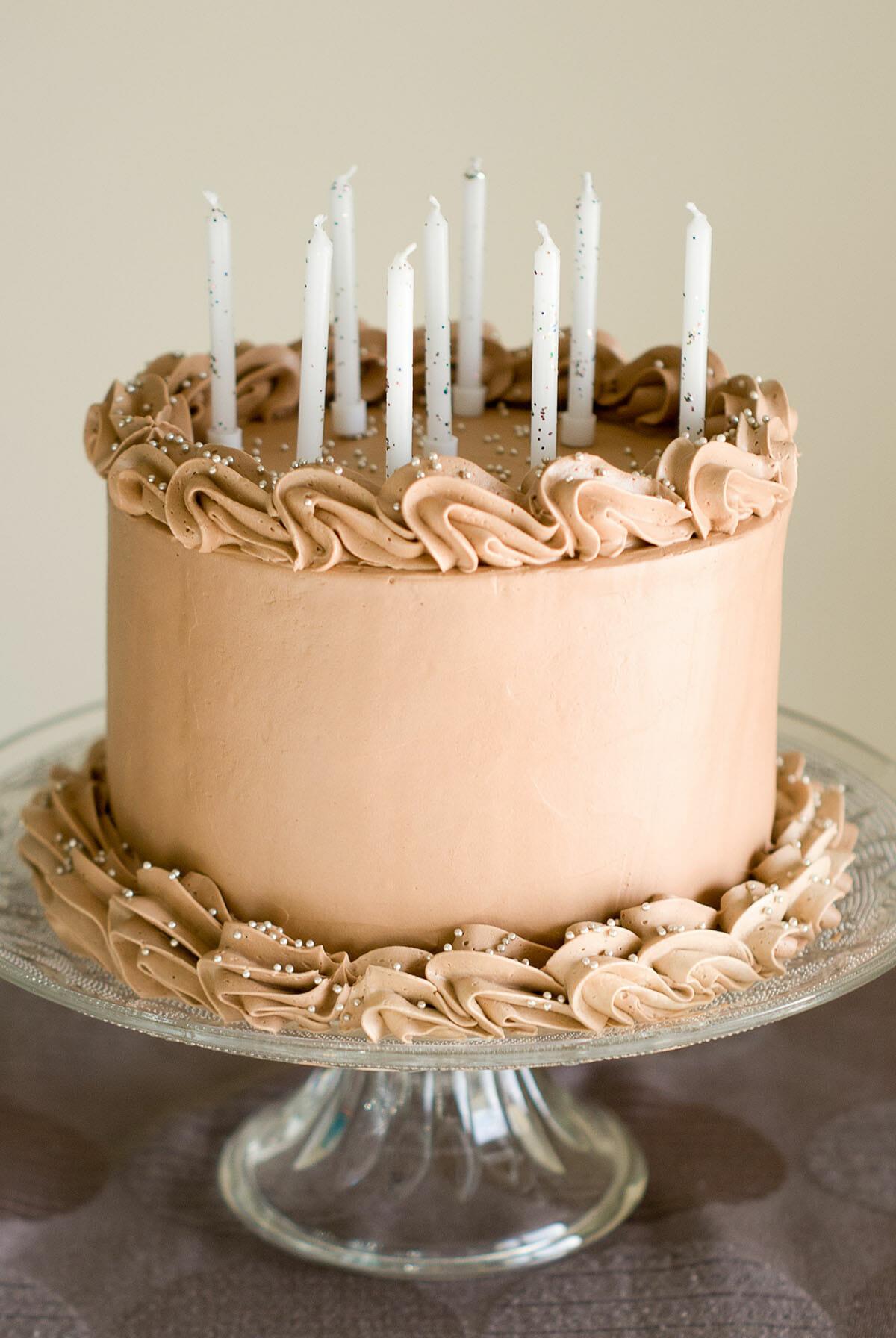 Recette Ganache Pour Layer Cake