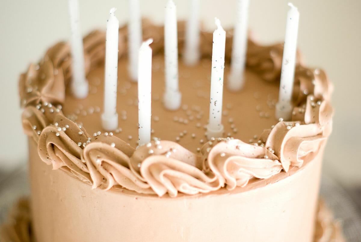 layer cake au chocolat lilie bakery. Black Bedroom Furniture Sets. Home Design Ideas