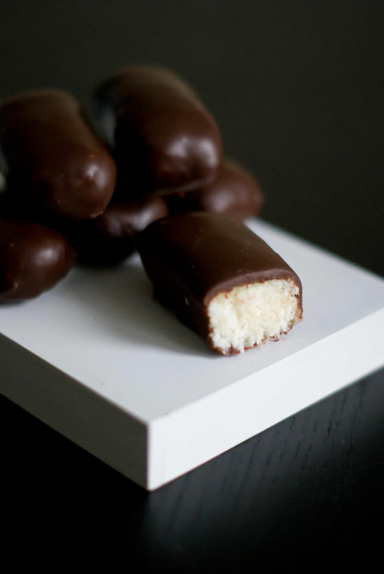Mini-Barres Choco-Coco façon Bounty® | Lilie Bakery
