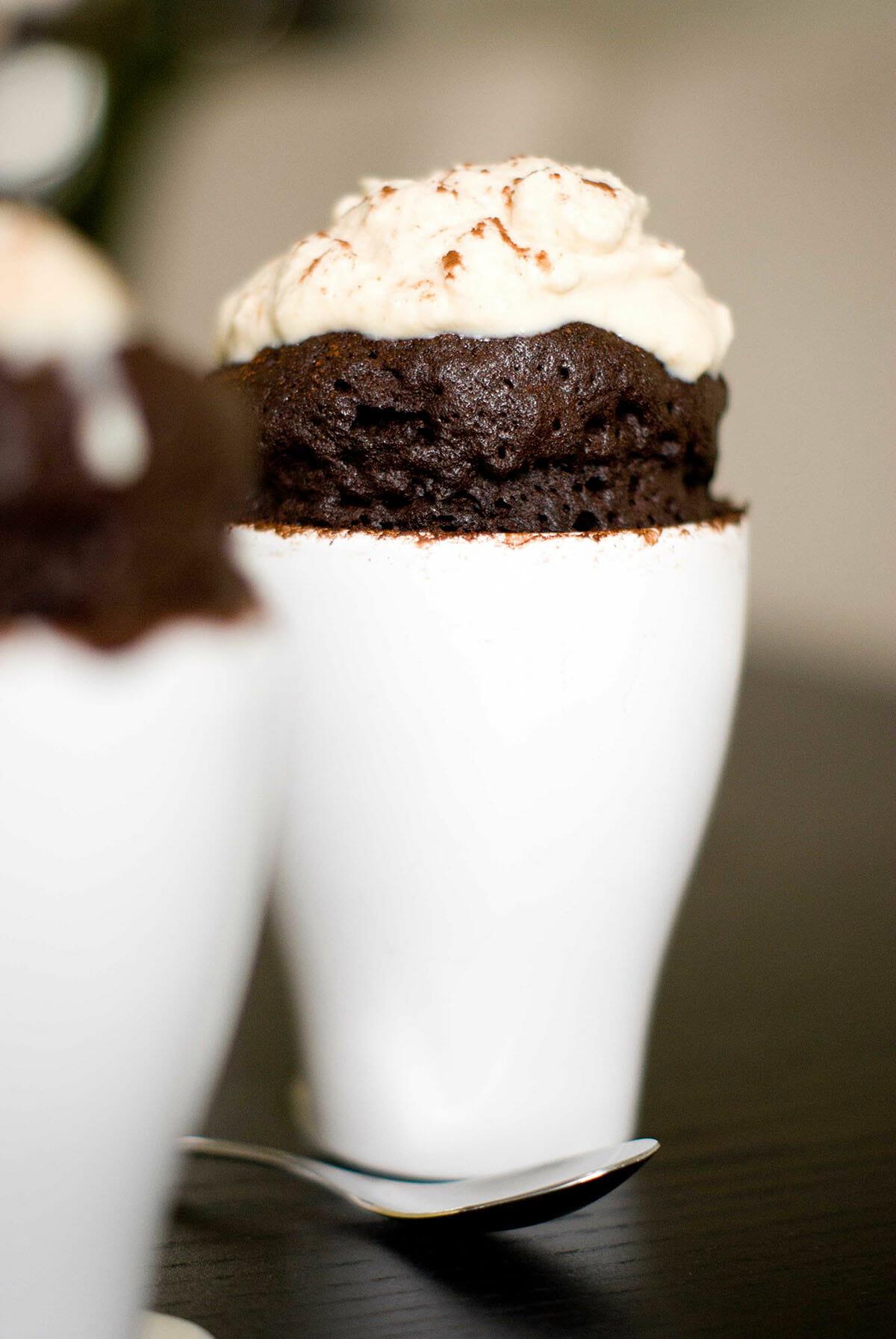 Cake Beurre De Cacahuete Chocolat