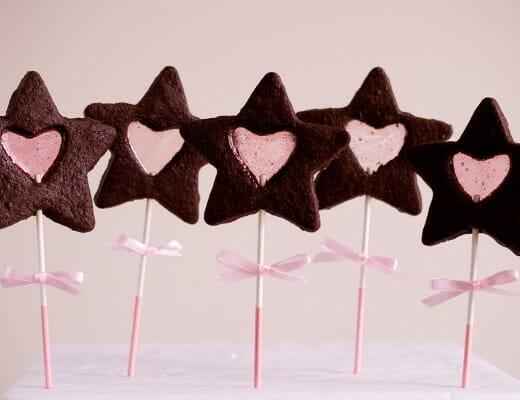 Window Cookies - Biscuits Vitraux {Fête des Mères} | Lilie Bakery 1