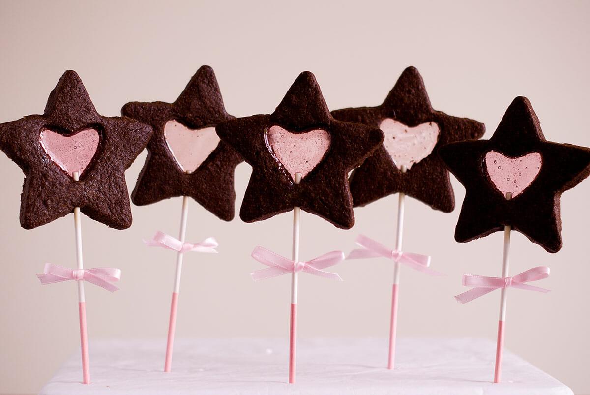 Window Cookies - Biscuits Vitraux {Fête des Mères}   Lilie Bakery 1