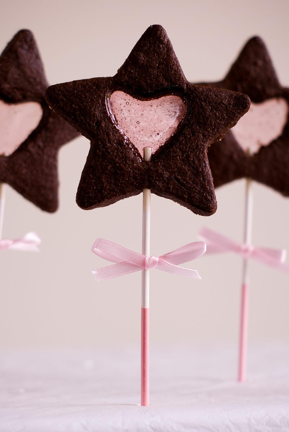 Window Cookies - Biscuits Vitraux {Fête des Mères} | Lilie Bakery 2