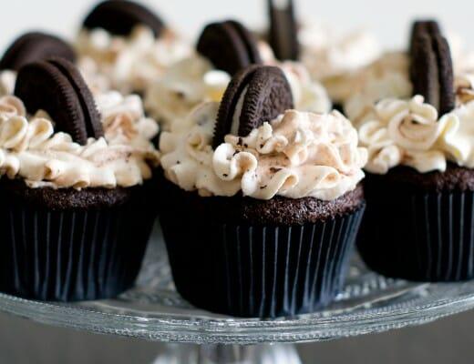 Cupcakes Oreo® | Lilie Bakery 2
