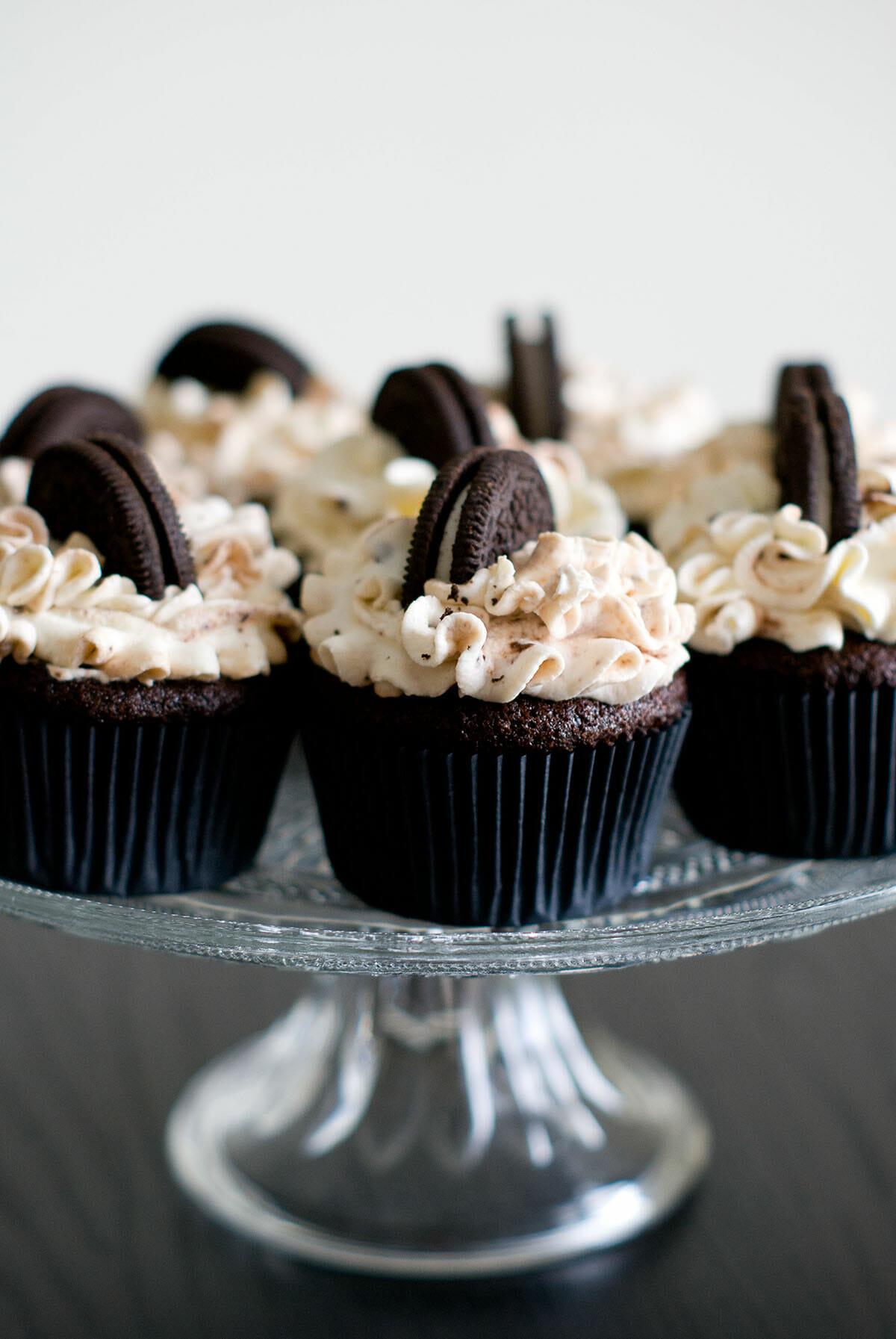 Des cupcakes