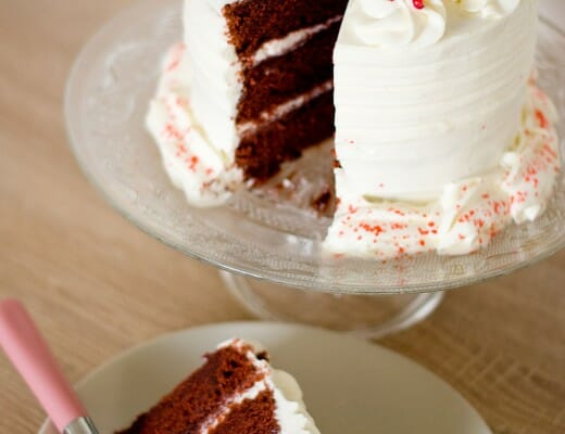 Red Velvet Layer Cake | Lilie Bakery 4