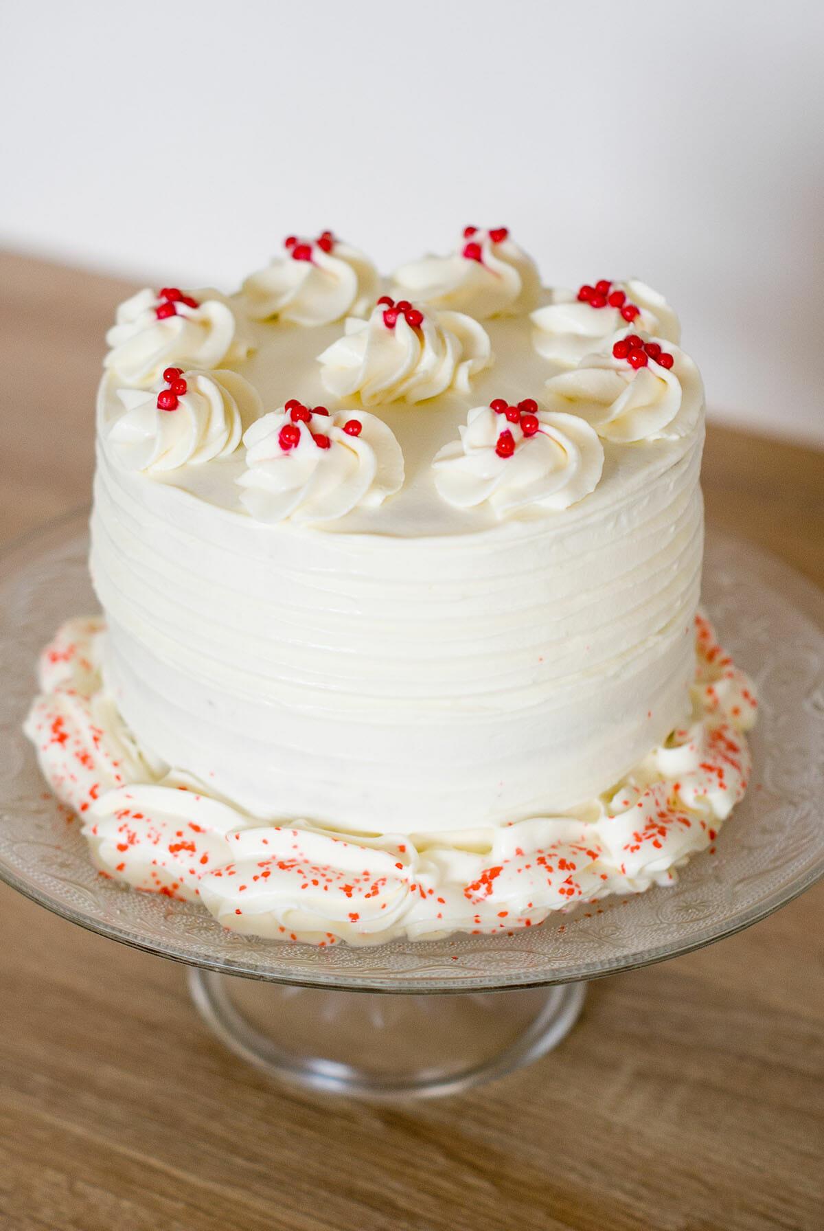 Recette Layer Cake Anniversaire Bebe