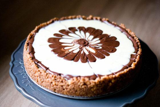 Cheesecake Stracciatella | Lilie Bakery 1