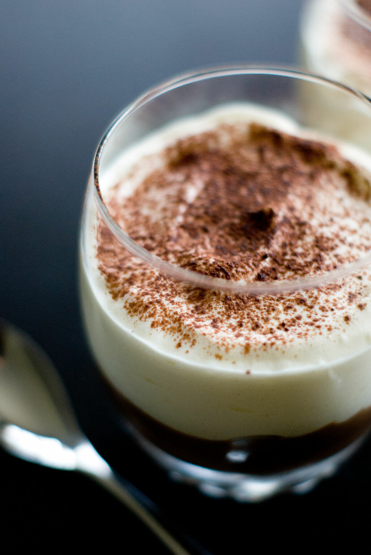 recette tiramisu chocolat marron