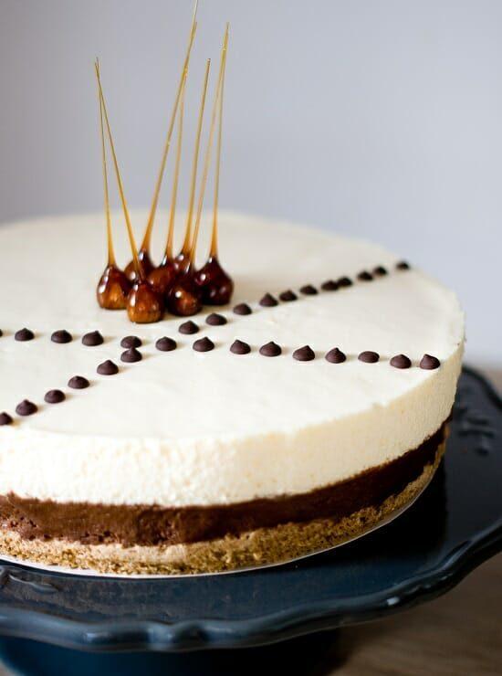 Entremets mascarpone chocolat et café - Lilie Bakery