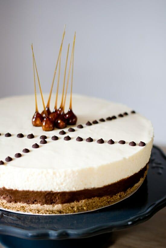 Entremets Noisette, Café, Chocolat & Mascarpone | Lilie Bakery 1