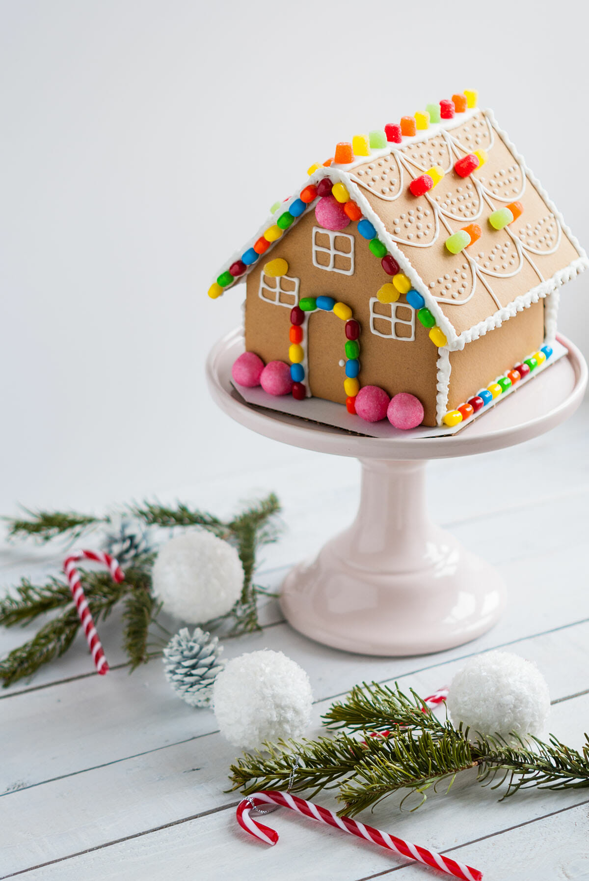 Lilie Bakery | Maison en pain d'épices { DIY Noël } 3