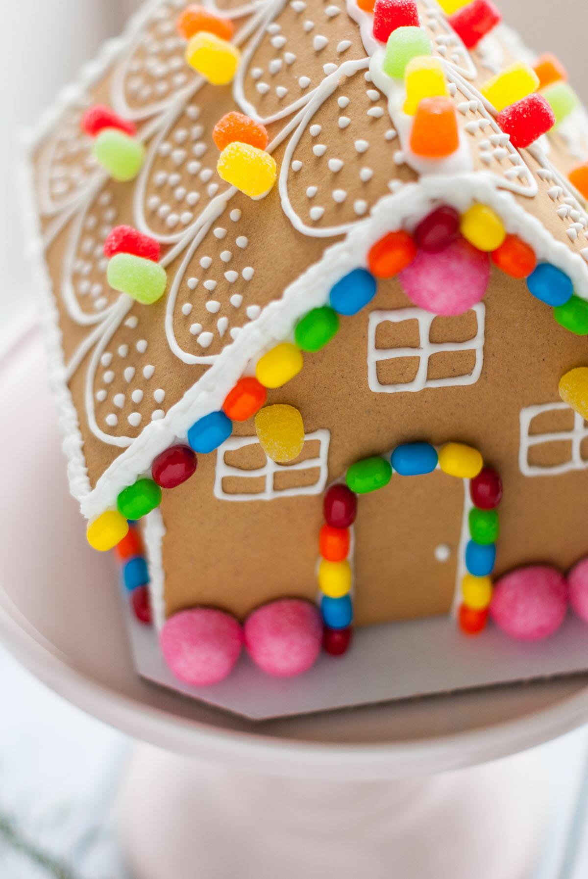 Lilie Bakery | Maison en pain d'épices { DIY Noël } 1