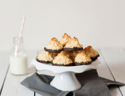 Rochers Noix de Coco & Chocolat | Lilie Bakery 3