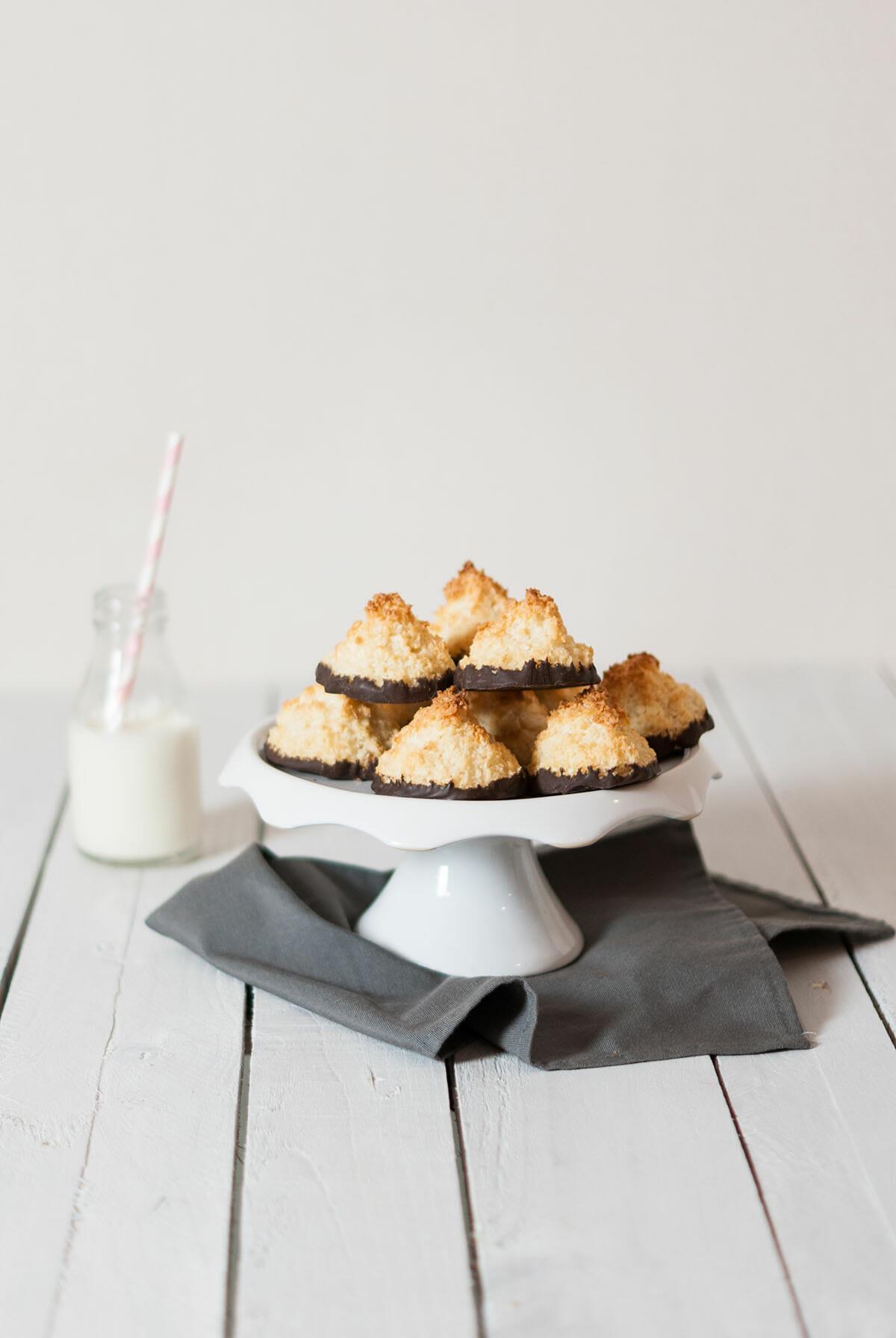 Rocher noix de coco chocolat | Lilie Bakery