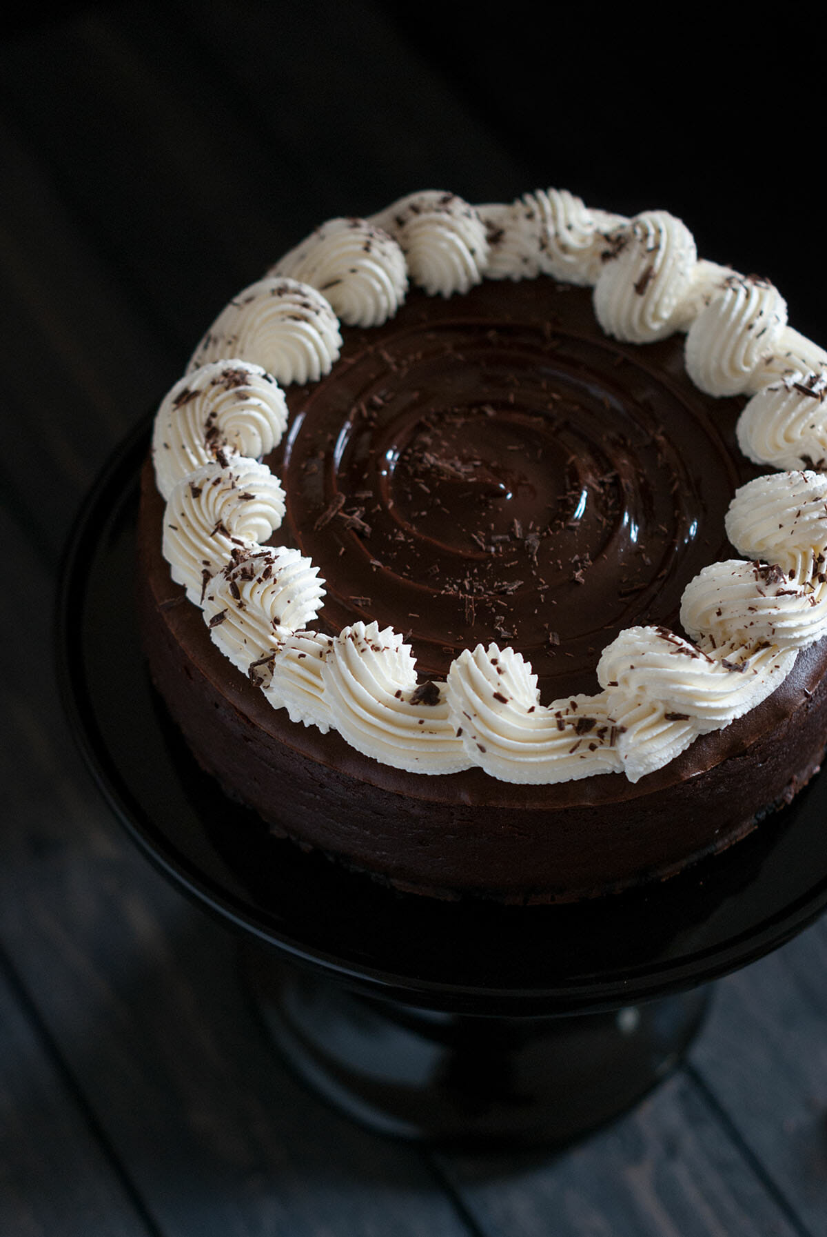 Cheesecake chocolat | Lilie Bakery