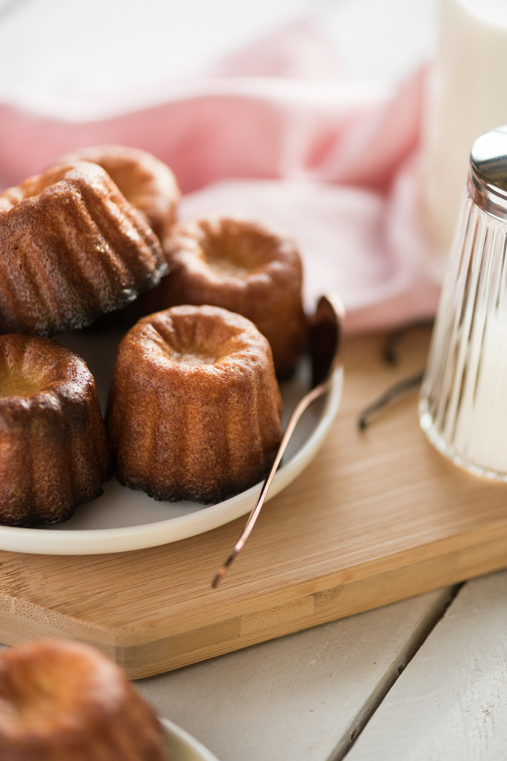 Cannelés bordelais | Lilie Bakery