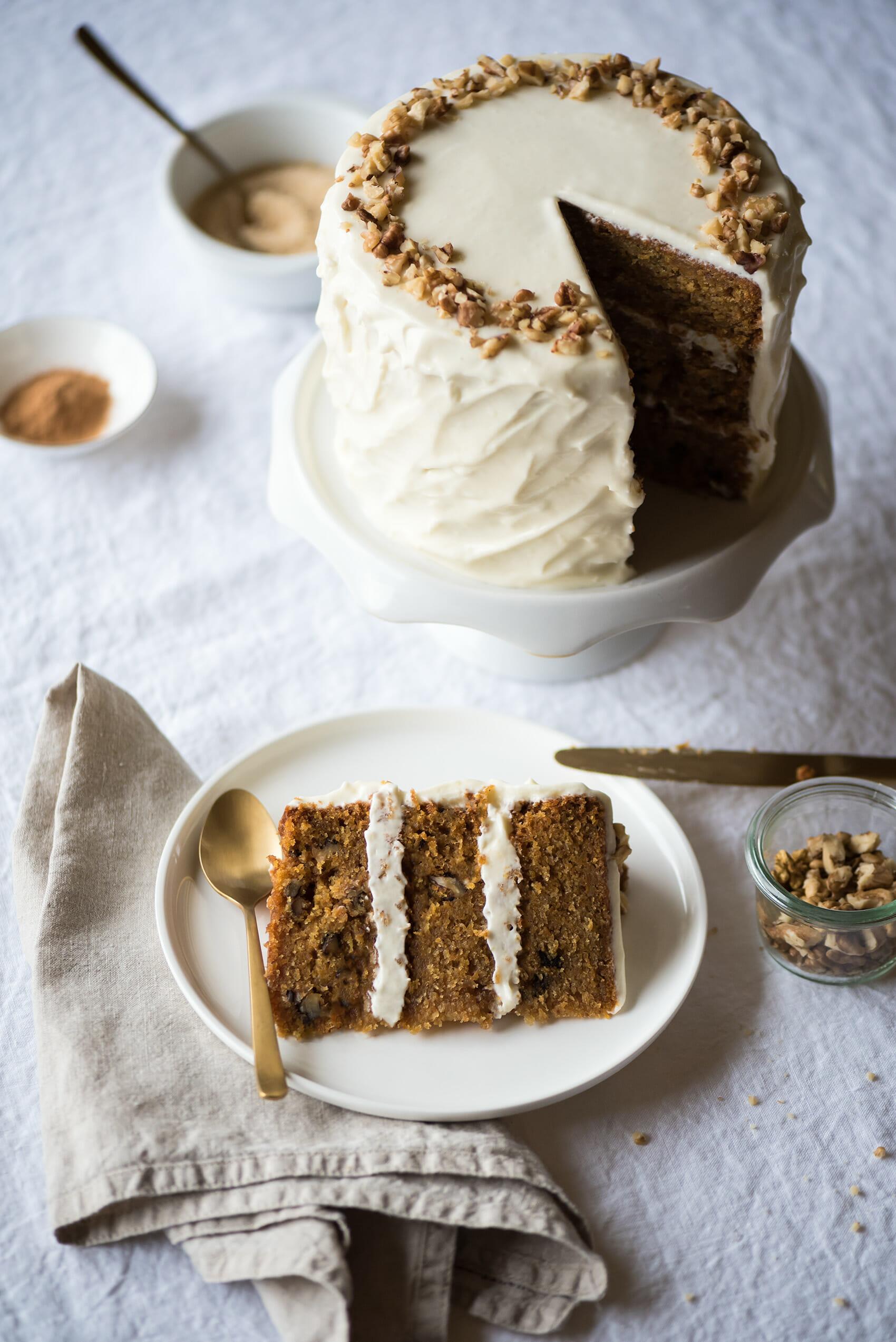 Carrot Cake | Lilie Bakery