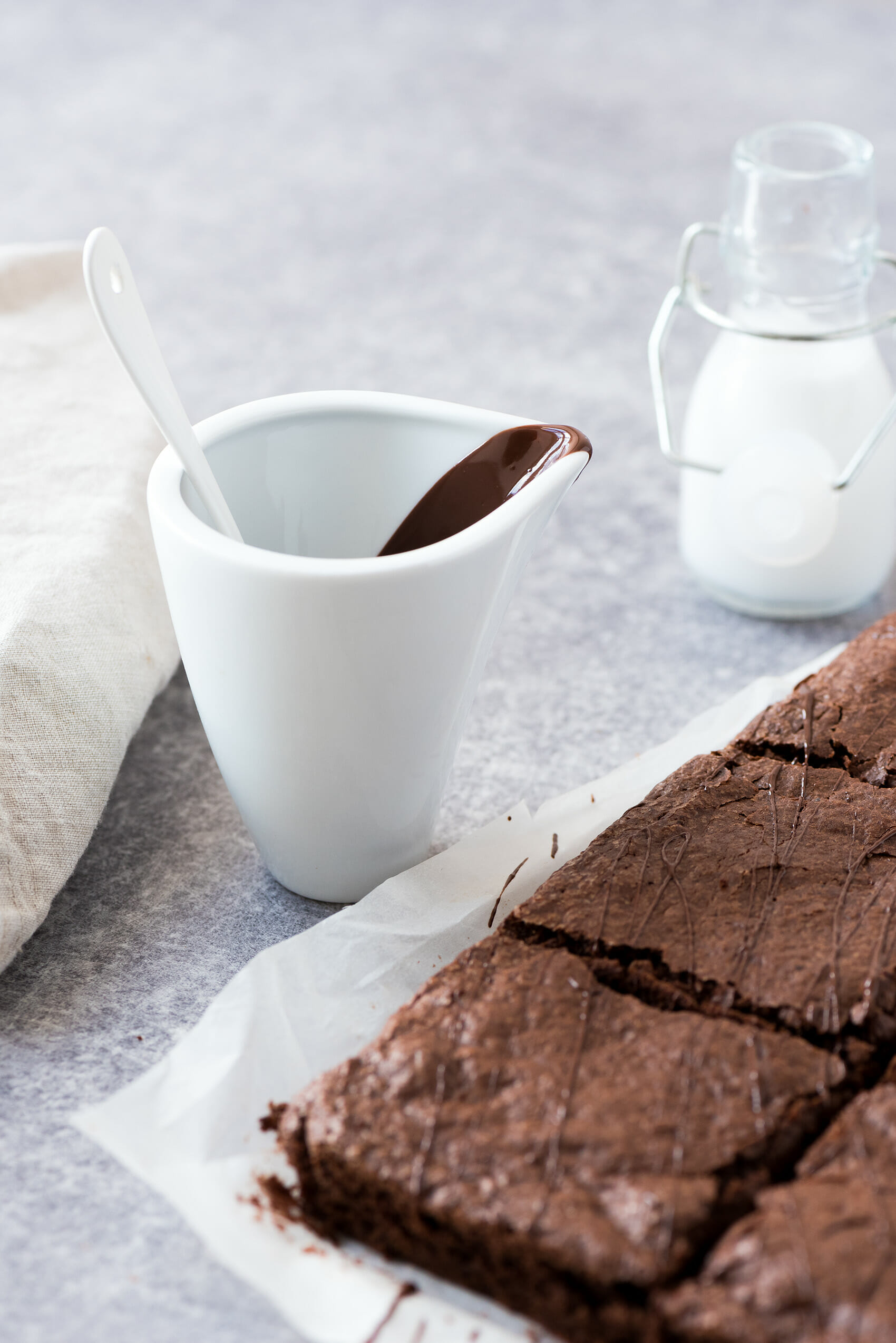 Brownie Double Chocolat | Lilie Bakery