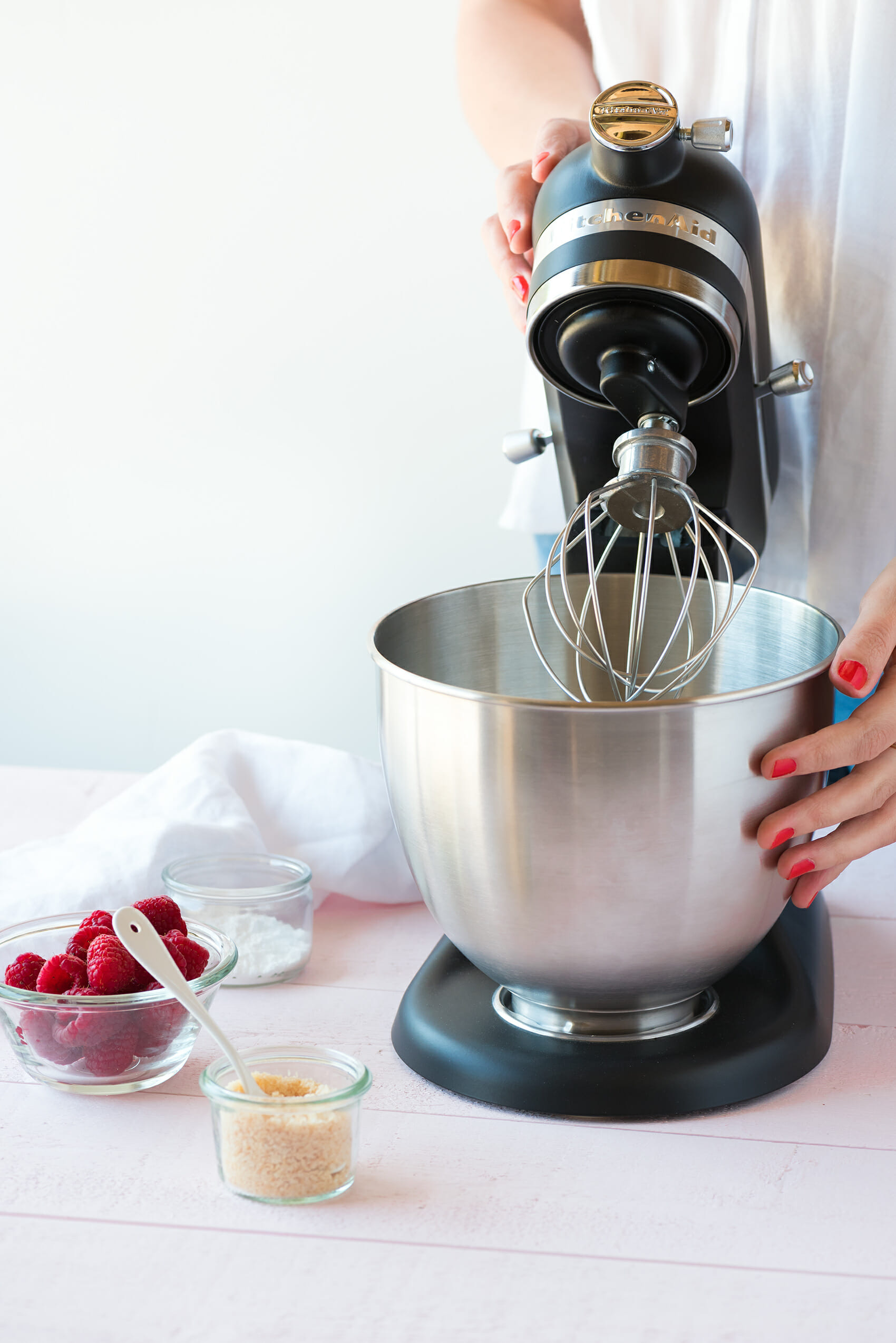 Kitchenaid Mini Test | Lilie Bakery