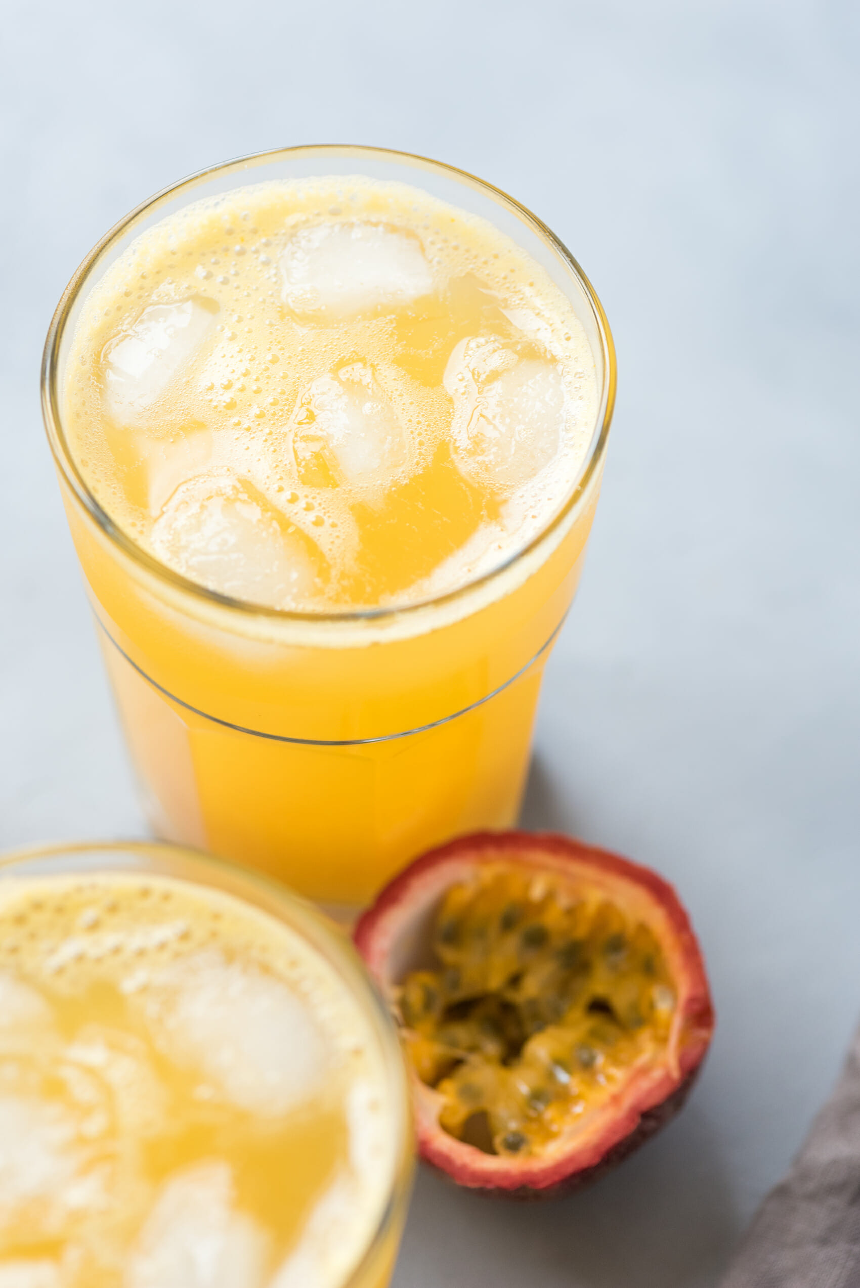 Limonade fruit de la passion - Lilie Bakery