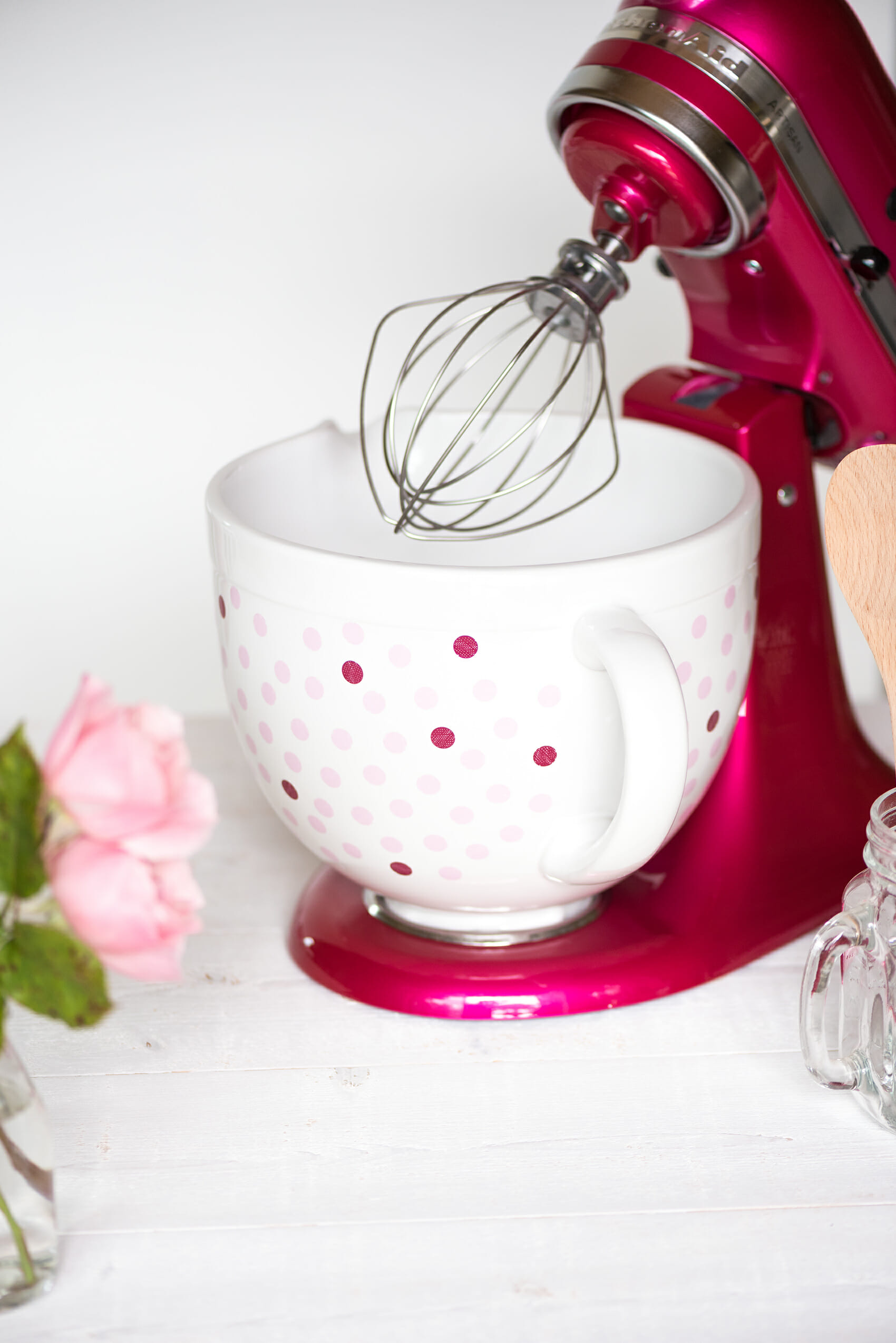 Octobre Rose Kitchenaid Lilie Bakery