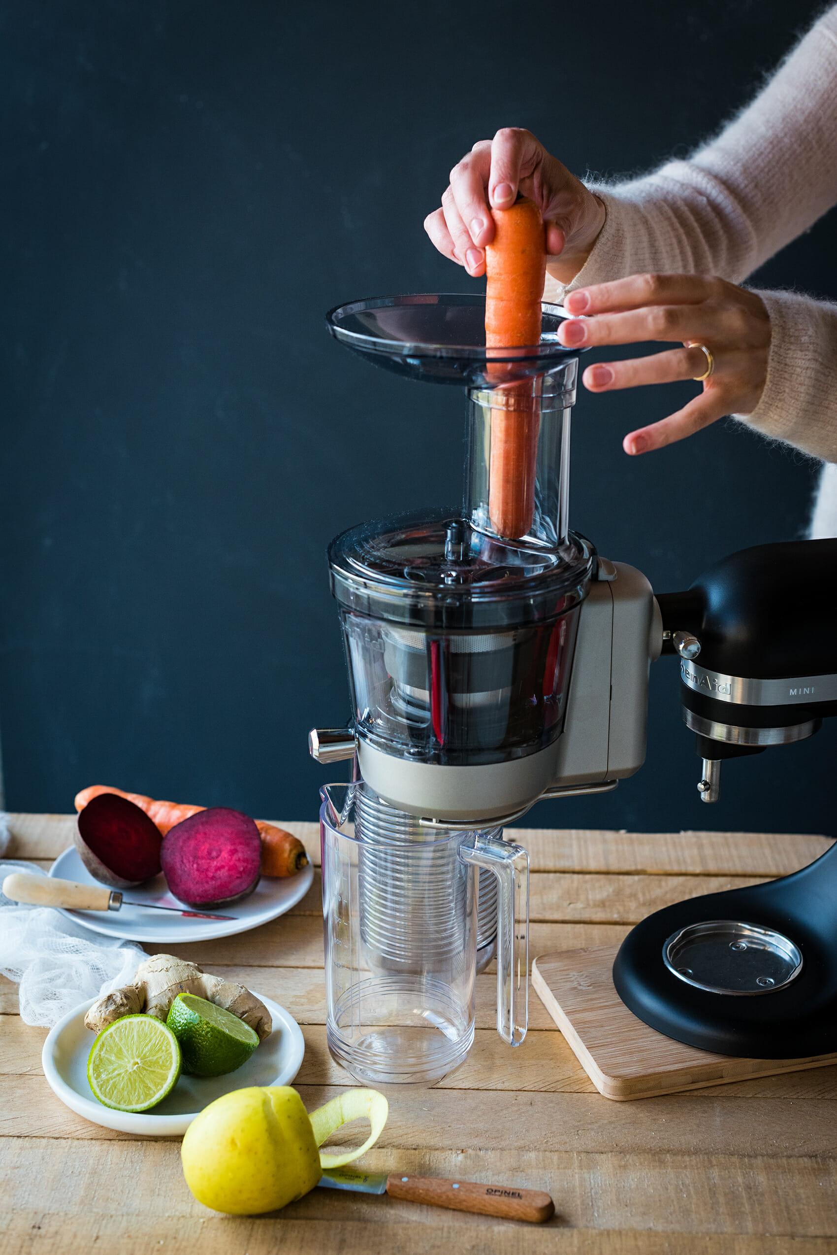 jus anti oxydant la betterave test extracteur de jus kitchenaid lilie bakery. Black Bedroom Furniture Sets. Home Design Ideas