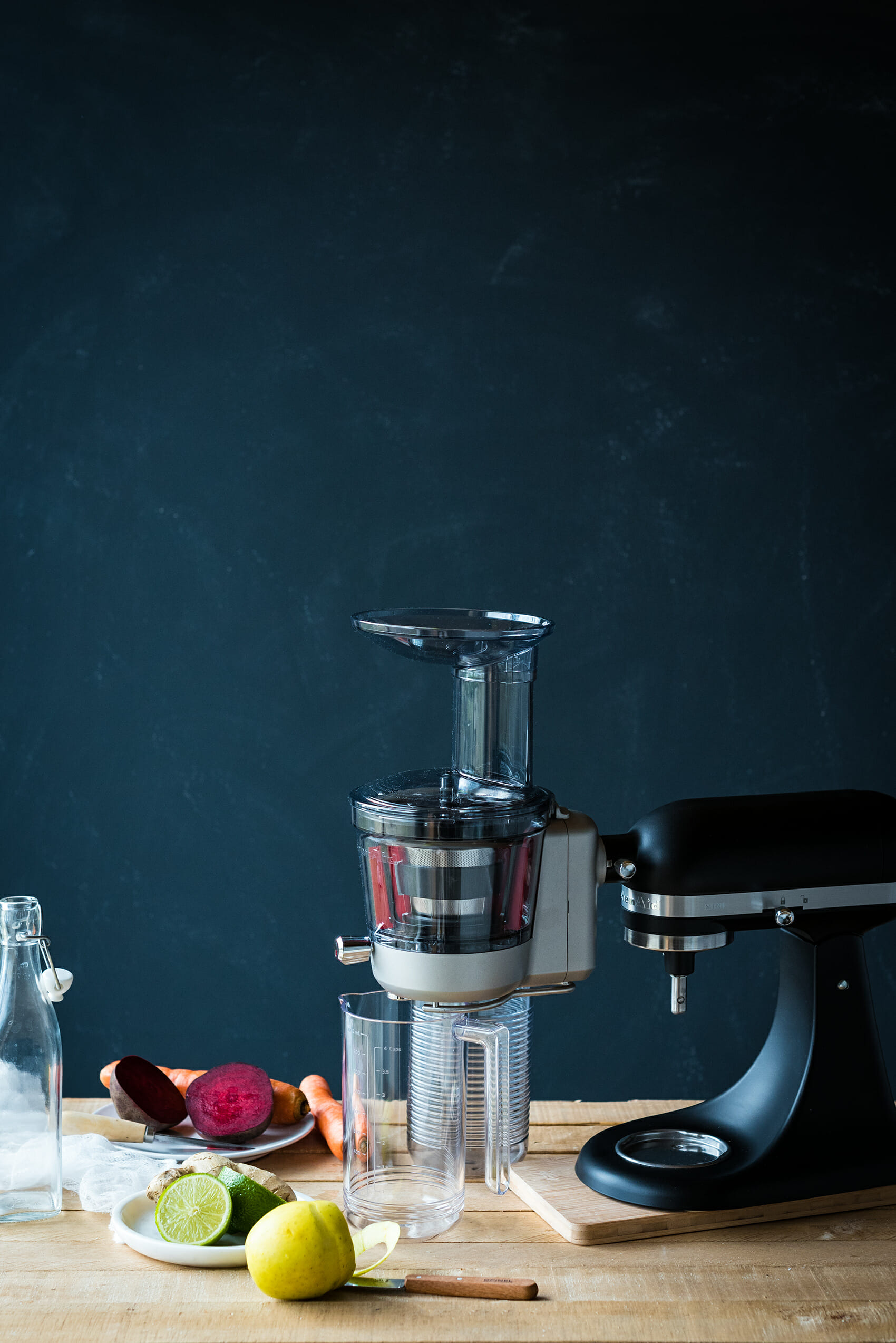 Extracteur jus Kitchenaid - Lilie Bakery