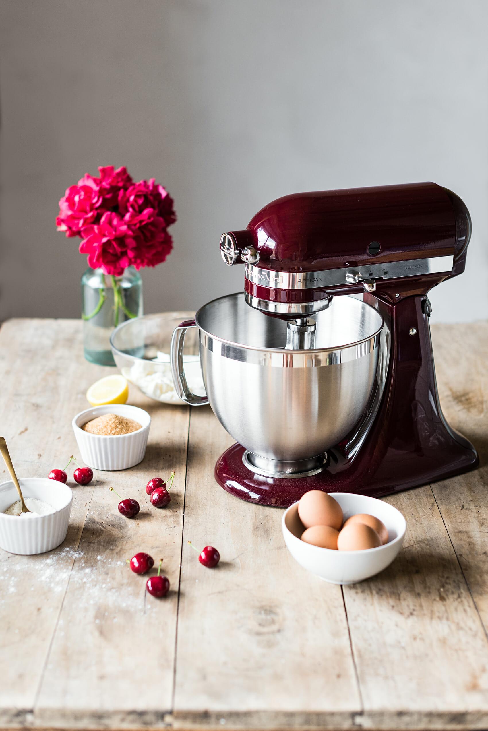 Robot Kitchenaid Lilie Bakery