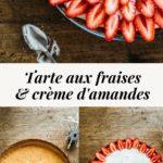 Tarte aux fraises de Cyril Lignac et sa crème amandes - Lilie Bakery