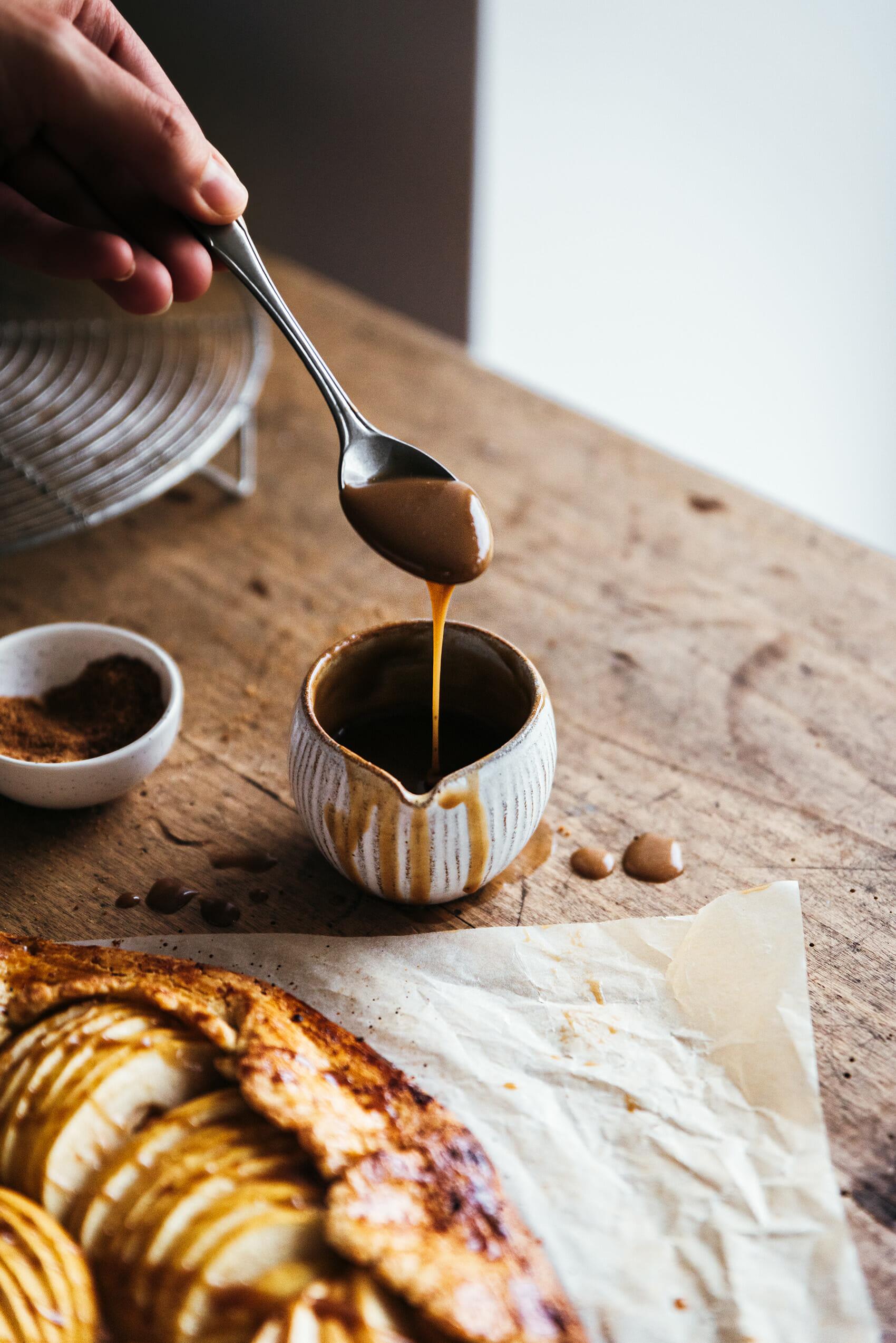 Caramel de coco - Lilie Bakery