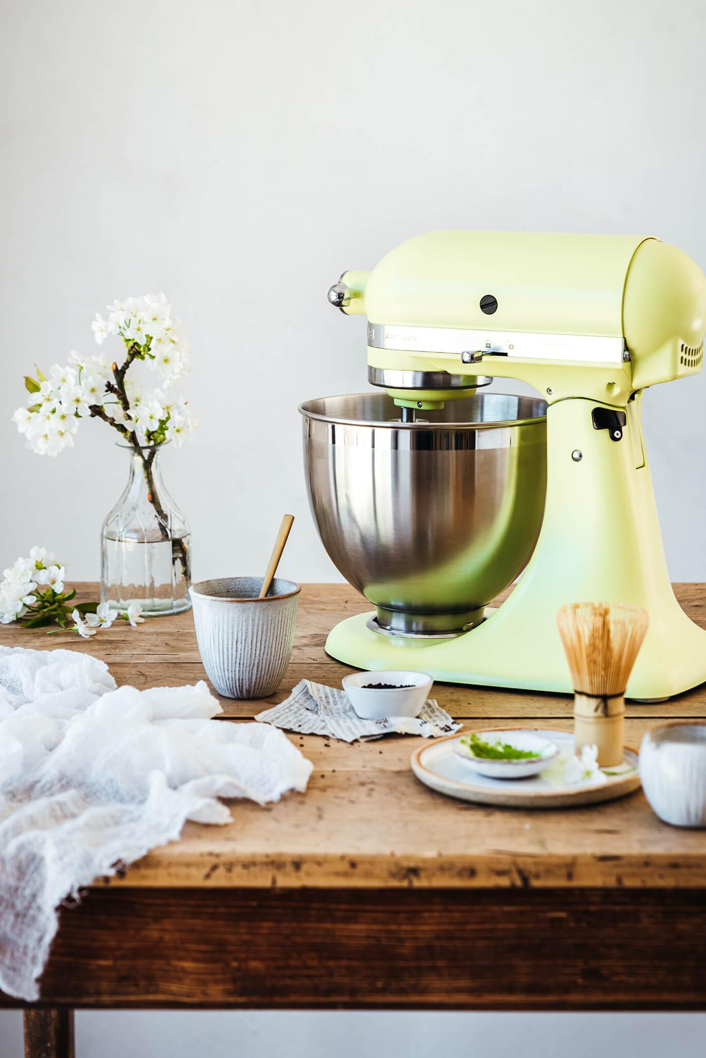 Kyoto glow Robot KitchenAid - Lilie Bakery