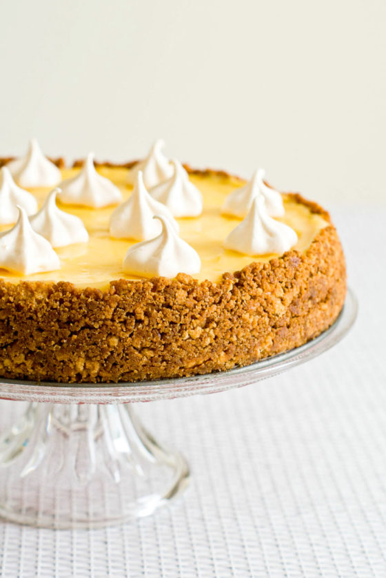 Cheesecake citron - Lilie Bakery