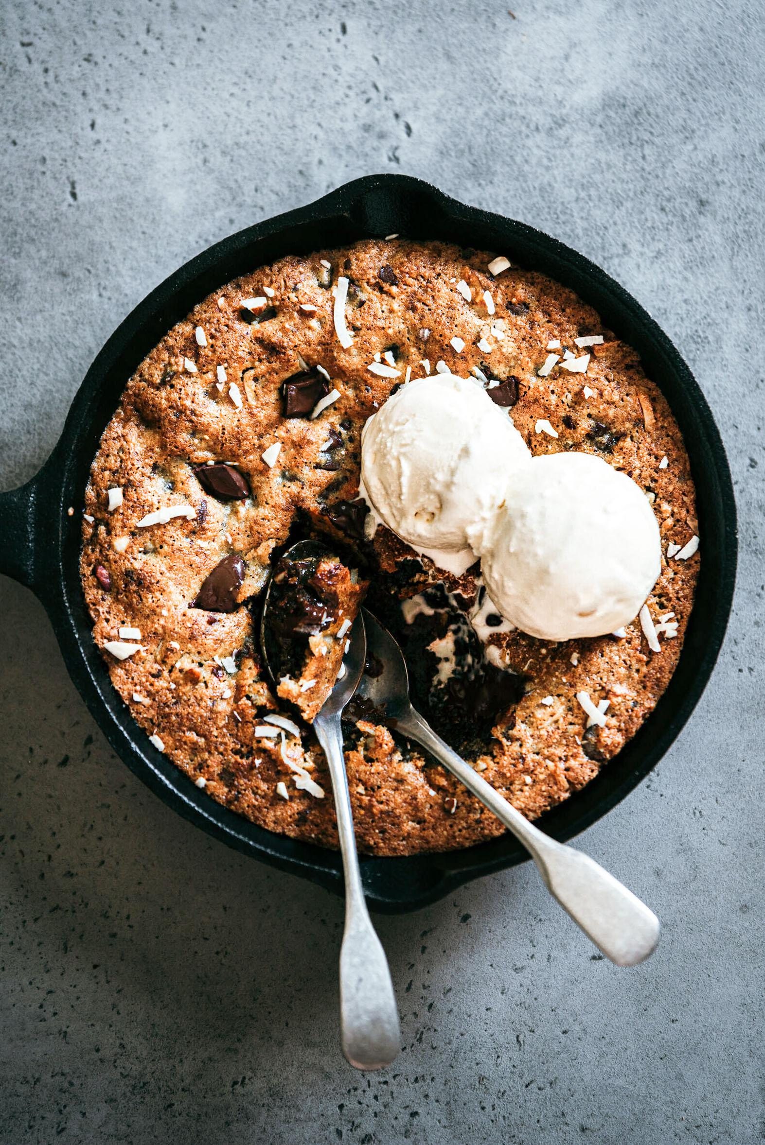 Cookie géant chocolat - Lilie Bakery