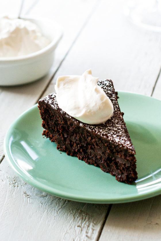 Gâteau chocolat sans gluten - Lilie Bakery