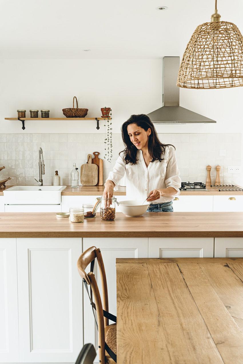 Portrait cuisine Lilie Bakery