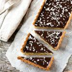 Tarte Noix de Coco Chocolat - Lilie Bakery