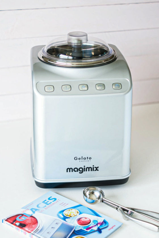 Turbine à glace Magimix - Lilie Bakery